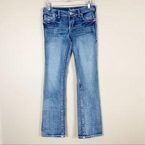 Amethyst Jeans | Straight Leg